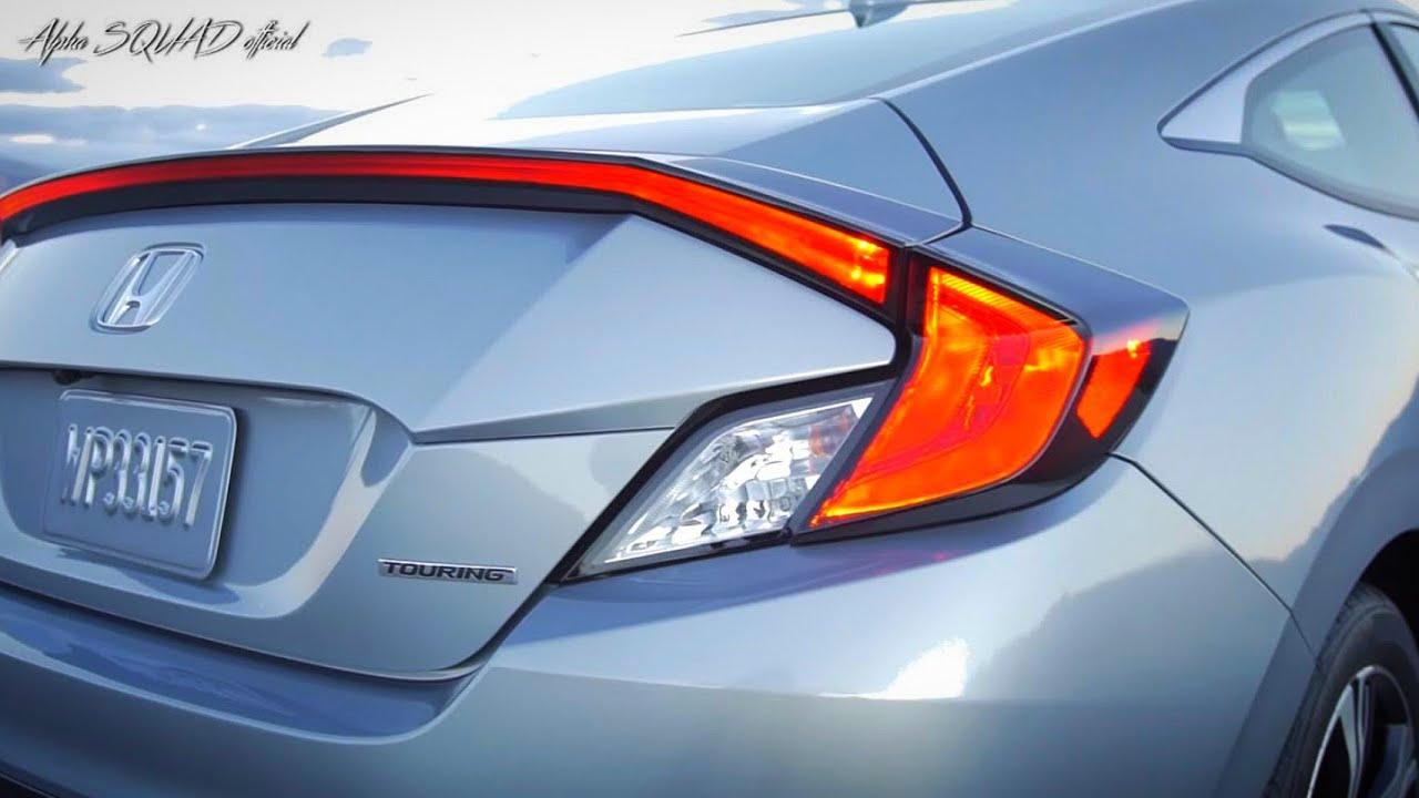 Honda Civic 2019 Coupe Touring