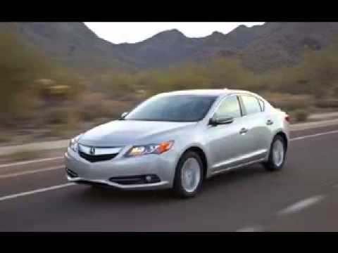 2016 Acura ILX Interior And Exterior