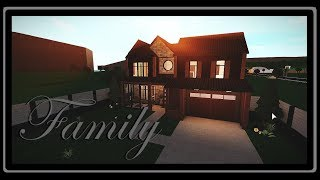 Roblox/Welcome to Bloxburg/Cozy Rustic House :3