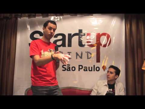 Gustavo Caetano (Samba Tech) at Startup Grind Sao Paulo