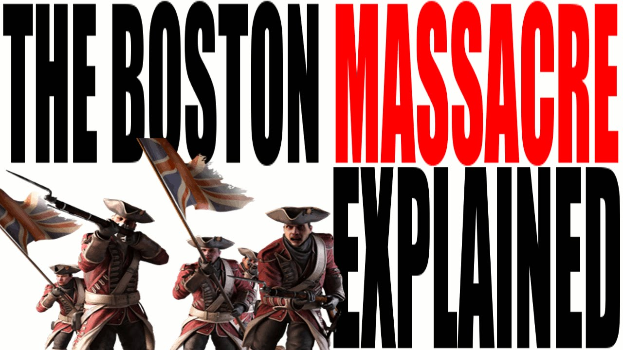 the boston massacre explained us history review the boston massacre explained us history review