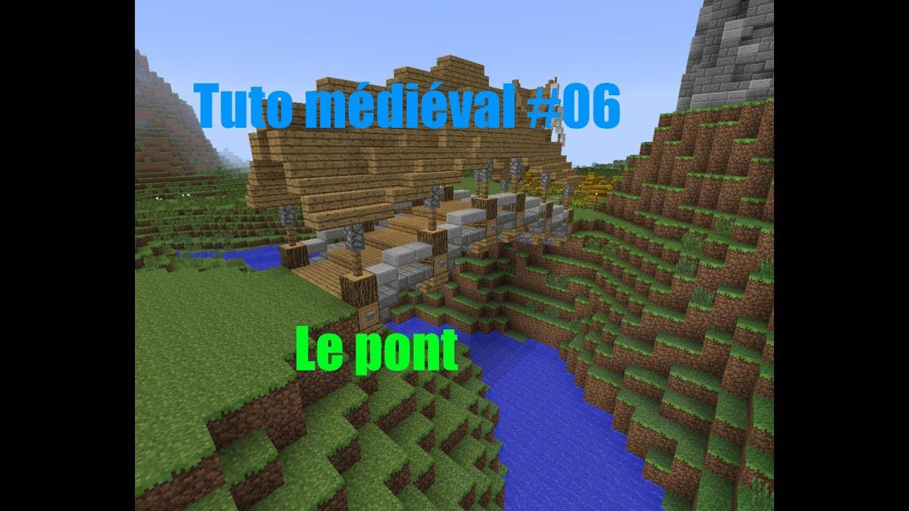 Minecraft Construire Un Village M 233 Di 233 Val De A 224 Z 06
