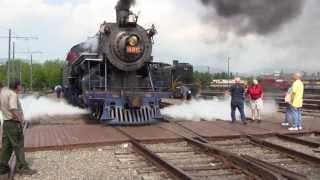 A Day at Steamtown 9/1/13: Railfest 2013 Part 1