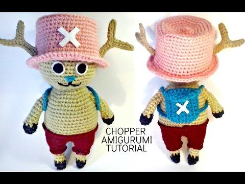 Monkey D Luffy » 53stitches » Free Amigurumi and Crochet Patterns ... | 360x480