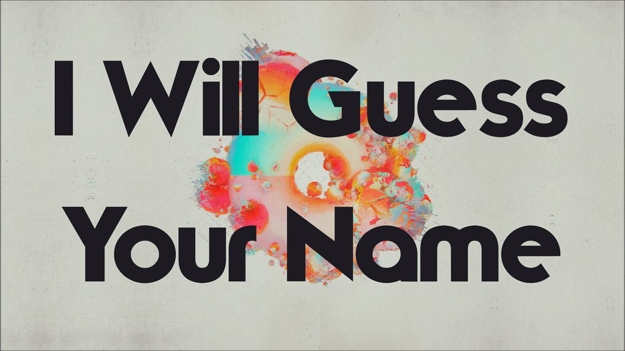 Guess your name
