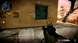 Warface - *Capt.Leticia* O hacker mais famoso do WF