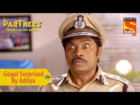 Your Favorite Character | Gogol Surprised By Aditya | Partners Trouble Ho Gayi Double