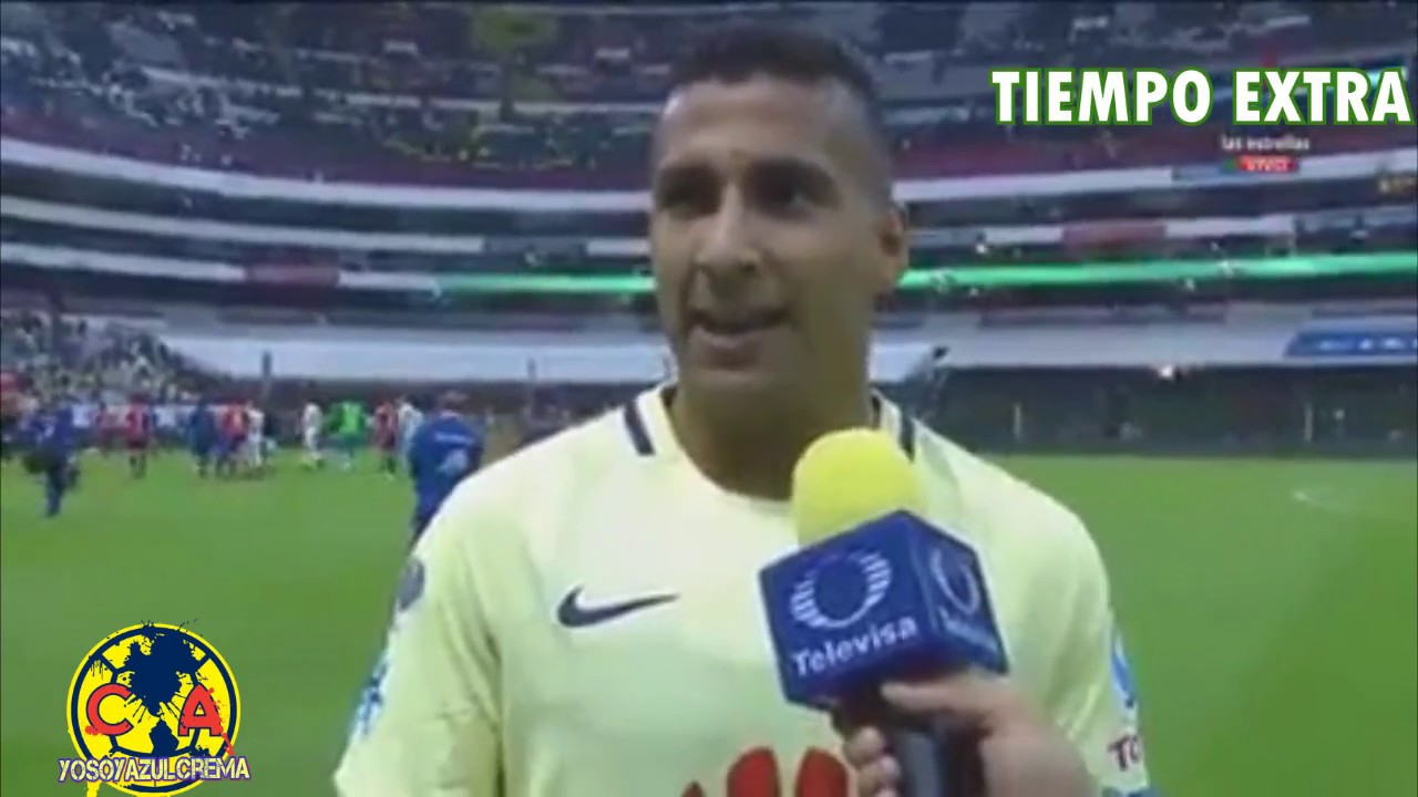 0585dd1f521 Debut de CECILIO DOMINGUEZ con América - YouTube