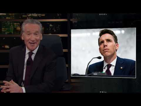 New Rule: Hello, Douchebags! | Real Time with Bill Maher (HBO)