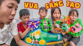 Download Thái Chuối | Vua Sáng Tạo - Cuộc Thi Chế Tạo Ô Tô Đỉnh Cao