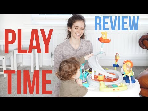 Fisherprice 2-in-1 Sit-to-Stand Activity Centre Review | AD