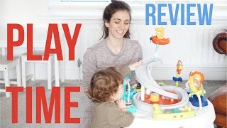COOL TODDLER TOY - Fisher-Price 2-in-1 Sit-to-Stand Activity Centre Review | AD