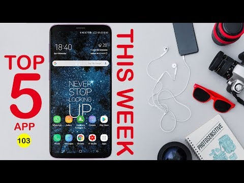 5 Most Useful Android App This Week - 04 November 2018