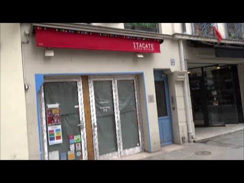 Jean Pierre Coffe restaurant La Ciboulette rue Saint Honoré N° 92 94