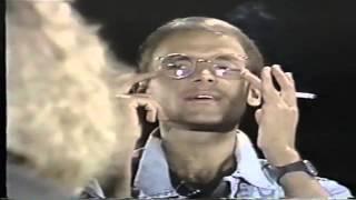Cazuza no programa Cara a Cara com Marília Gabriela, 1988. (Entrevista Completa).