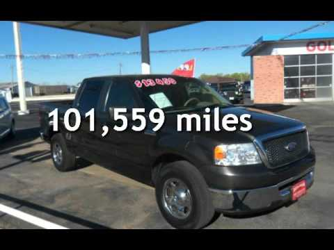 2007 Ford F-150 XLT For Sale In AMARILLO, TX