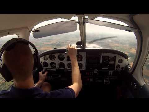 Solo navigation EBKT to LFQQ