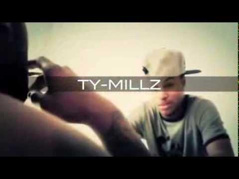 Ty Millz ft. Billy Green - GUN _ Dir. By Popular Demand GFX