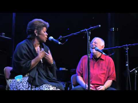Allen Toussaint and Irma Thomas interview by Bill Wax (2 of 3)