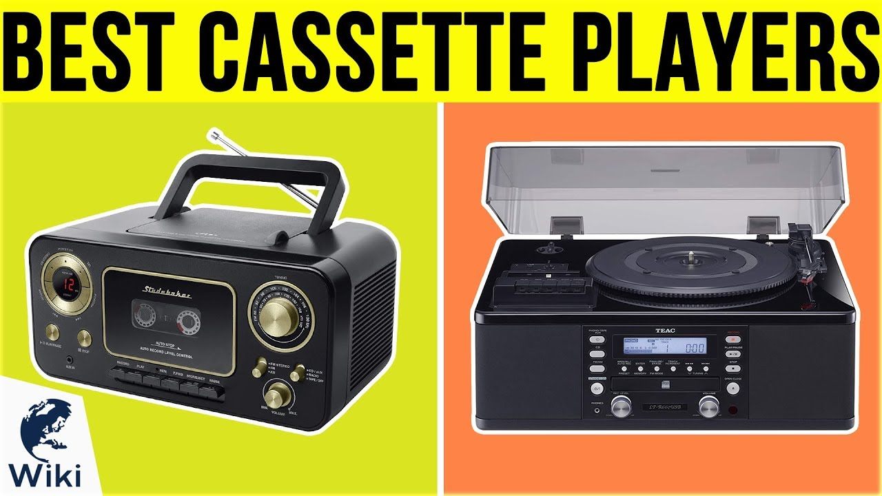 Top 8 Cassette Players Of 2019 Video Review