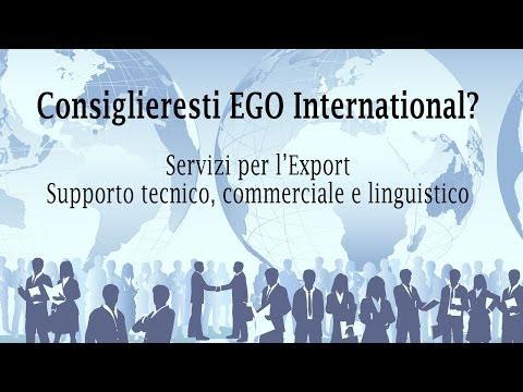 Le opinioni dei nostri clienti - Ego International