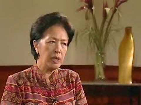 """THE LEADERS"" Interview with Ton Nu Thi Ninh 1"