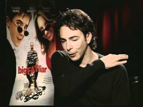 Shawn Levy Interview (Big Fat Liar)