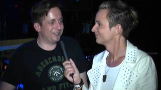 DJ Rodd-y-ler erinnert an die glorreichen Hanomag-Zeiten. Party-Prinz berichtet