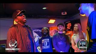 Troy Brown vs Spitboxer | KOTD & Homegrown Battleground | Hosted by GullyTK #GZ