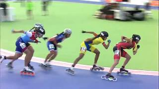 SENIOR Women 3000M RELAY - Final - Speed Skating   World Championships 2018 - Heerde