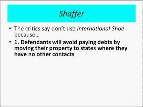 Shaffer