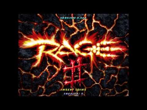Primal Rage 2 Shank's Maze and Sauron's Seawall Round 2 Music