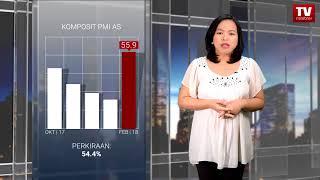 InstaForex tv news: Pasar membeku menjelang laporan pertemuan FOMC  (22.02.2018)