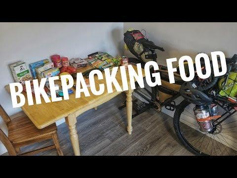 Bikepacking Food - What I Take On My Trips