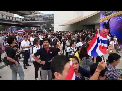 Bangkok Art & Culture Centre Protest