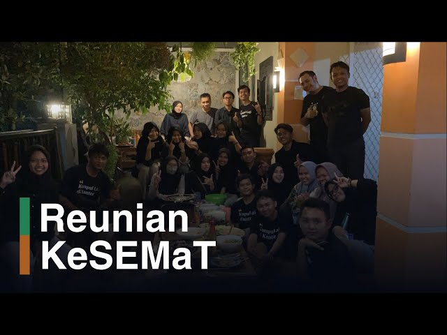 Reuni Akbar Alumni KeSEMaT