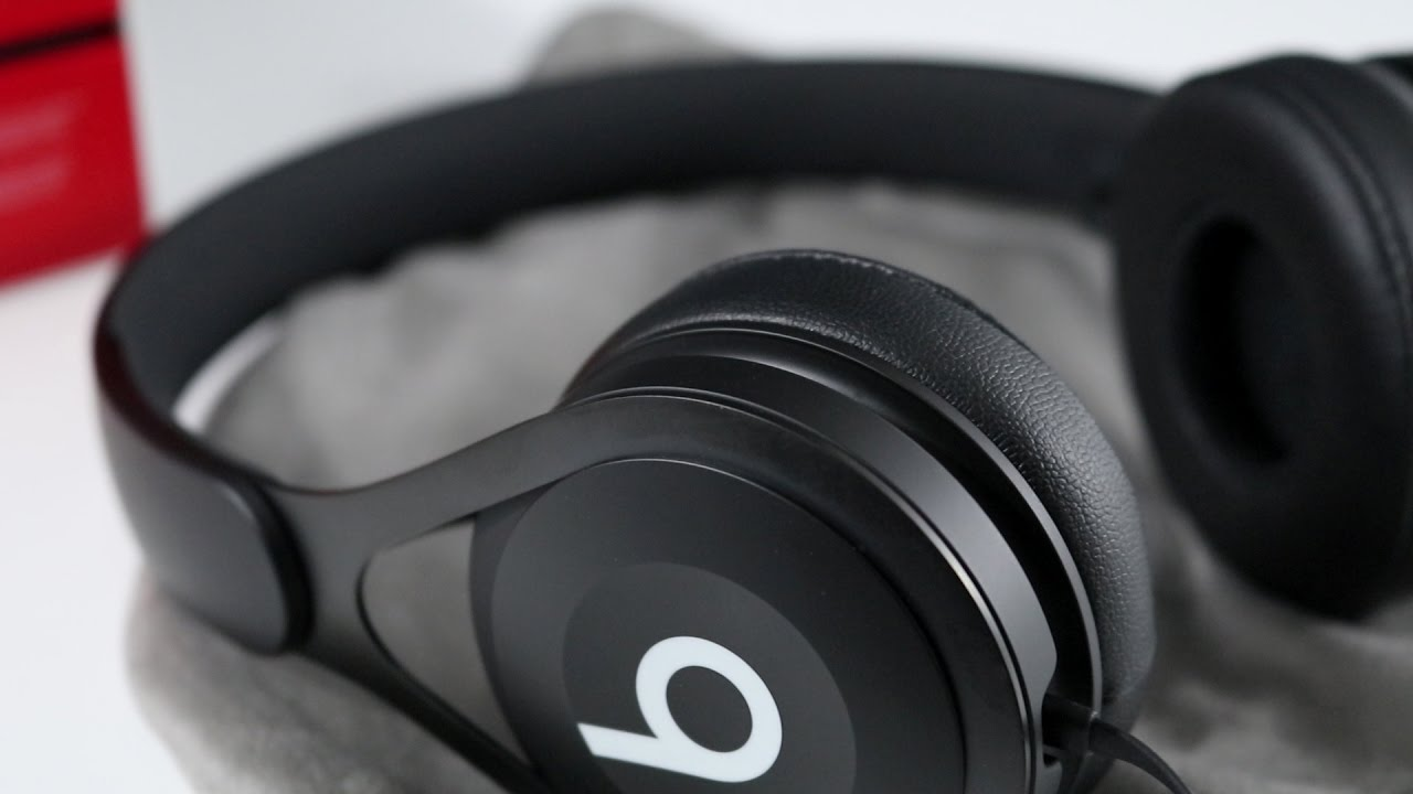 Beats EP On-Ear Headphones Review - YouTube dc054283ce