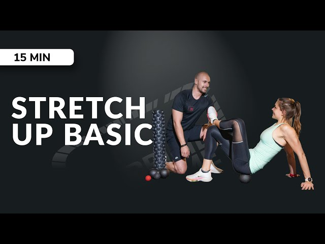 Live Session Workout Stretch up Mobility Training