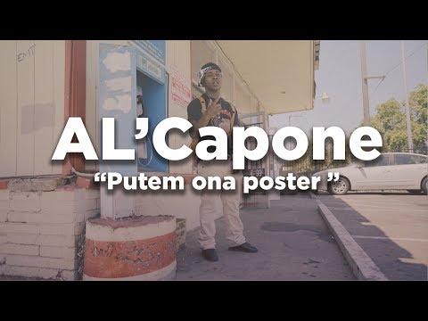 AL'capone  Putem ona poster Dir by @Zach_Hurth