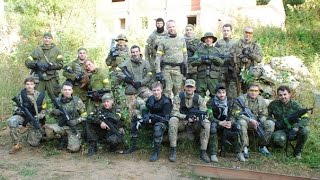 Airsoft in Moscow/Страйкбол в Москве.Клуб Партизан.