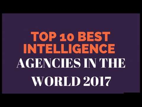 Pakistan #01, Top 10 Best INTELLIGENCE AGENCIES IN THE WORLD 2017