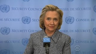 """Twenty-two Hillary Clinton emails labeled """"top secret"""""""