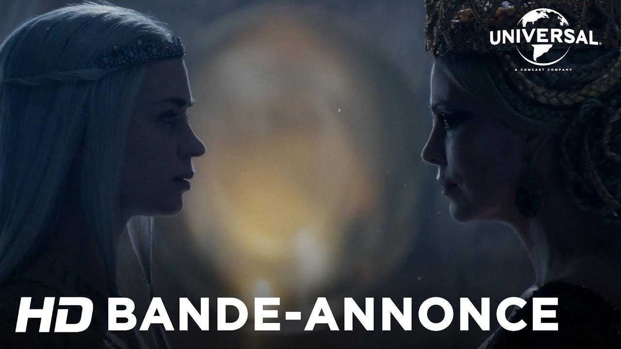 Le Chasseur et la Reine des Glaces / Bande-annonce officielle 2 VF [Au cinéma le 20 avril 2016]