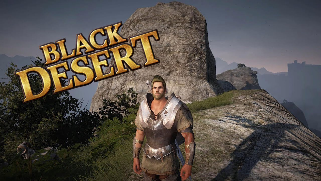 black desert online review is it the sandbox game youtube. Black Bedroom Furniture Sets. Home Design Ideas