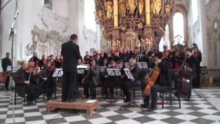 """STIMMQUADRAT - Joseph Haydn - Missa:""""In tempore belli"""" - Agnus Dei"""