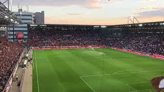 FC Sankt Pauli - Darmstadt 98 2-0 10-08-2018 Millerntor-Stadion Hamburg