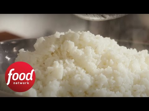 How to Cook Perfect Rice Every Time | Food Network