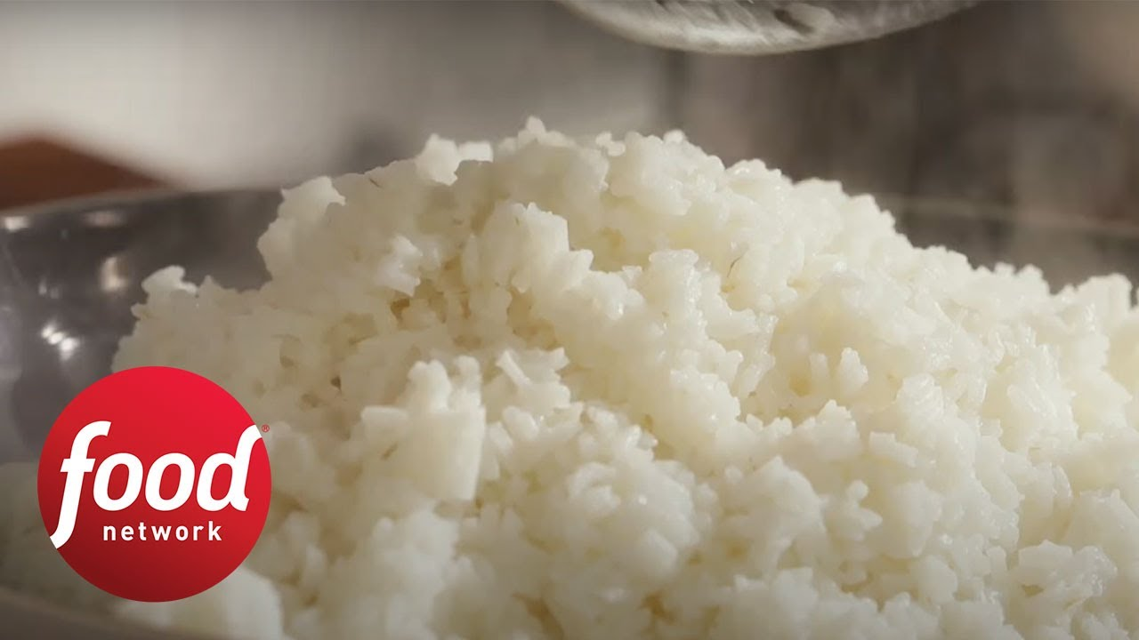 How to Cook Perfect Rice Every Time | Food Network - YouTube