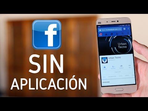 Cómo Usar Facebook En El Móvil Sin Instalar La Aplicación