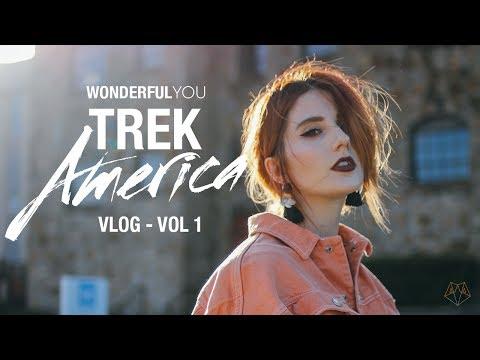 TREK AMERICA: BIRMINGHAM, ALABAMA | Travel Vlog 1